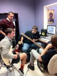 library studio musicians
